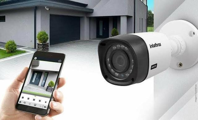 Câmeras de segurança em geral