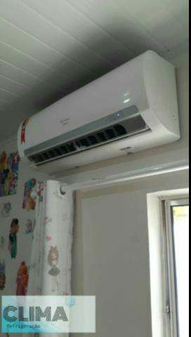 Instalação de ar condicionado split/serviços em geral