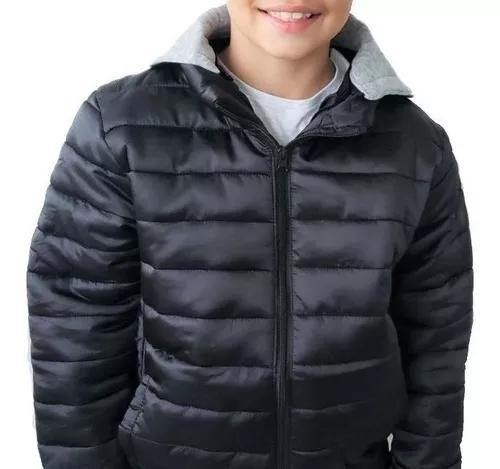 Jaqueta infantil menino menina frio criança corta vento