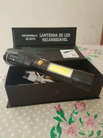 Lanterna tática militar t6