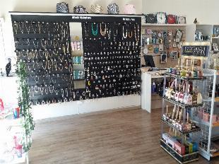 Loja de variedades (decoração, presentes, bijuteria e