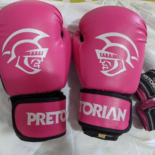 Luva kickboxing/muay thai
