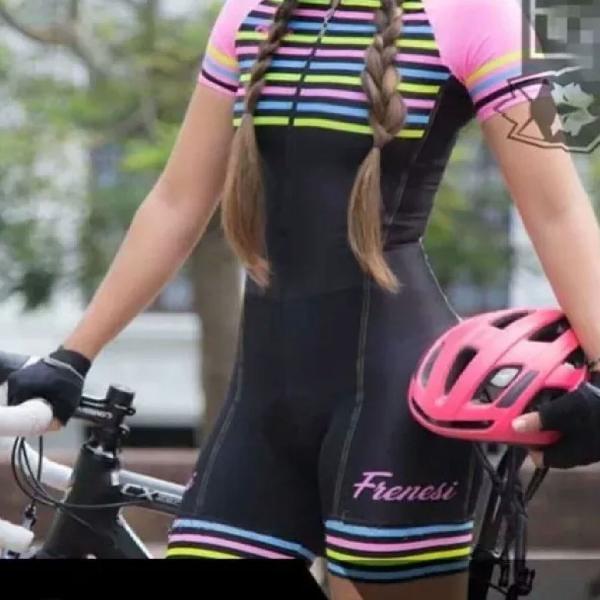 Macacão ciclismo G/GG