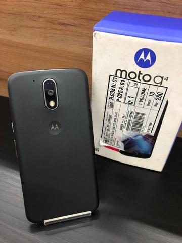 Moto g4 plus 32gb c/ garantia