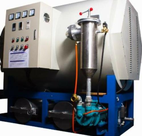 Máquinas e equipamentos para termoplásticos
