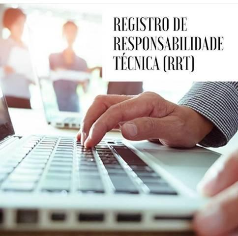 Rrt/art para reforma residencial e comercial