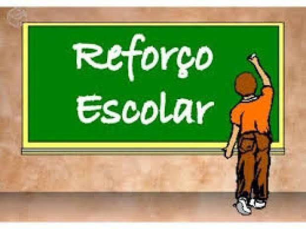 Reforço escolar e aula particular