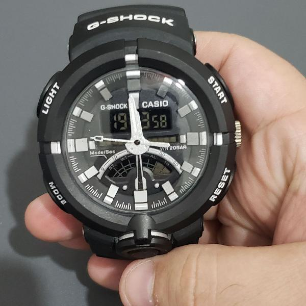 Relógio g shock preto