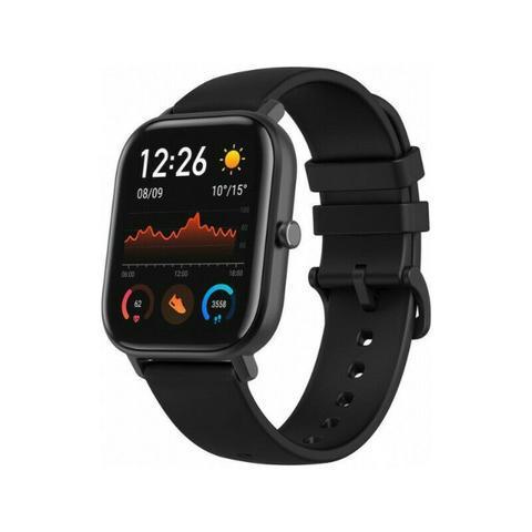 Relógio inteligente smartwatch xiaomi amazfit gts 44mm