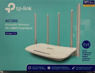Roteador wireless tp link ac 1350