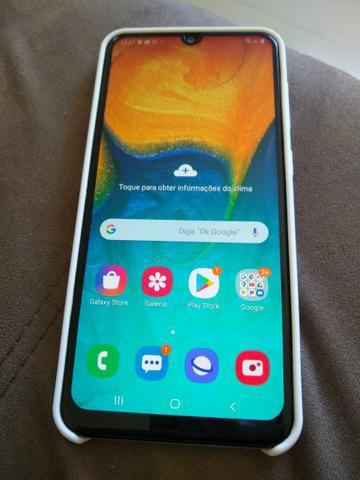 Samsung galaxy a30 novo sem detalhes desbloqueado
