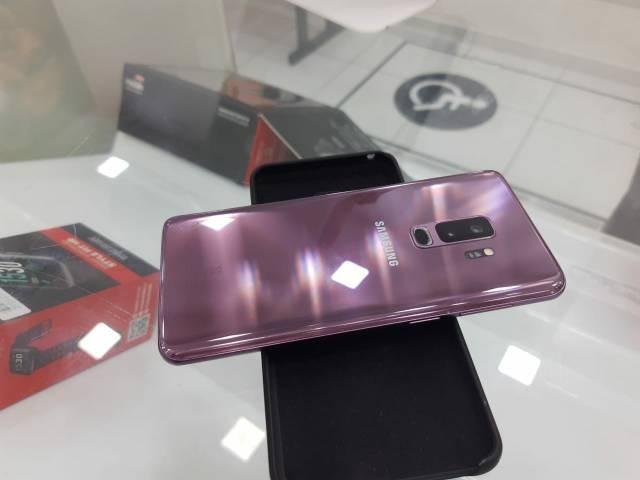 Samsung galaxy s9 plus 128gb super conservado desbloqueado,