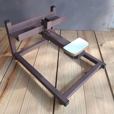 Silk screen mesa para impressão de boné fechado