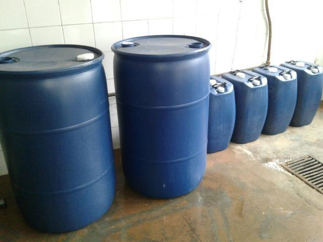 Tambor galão de agua de 50 e 220 litros novos