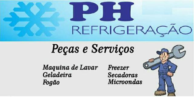 Técnico em geladeiras, freezer e máquinas de lavar