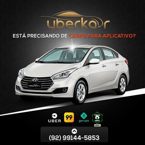Uberkar - aluguel aplicativo - locação de carros para