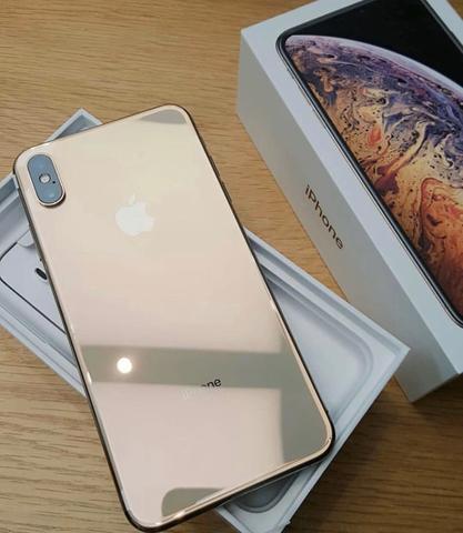 Xs max 64gb gold, oferta! (venda/troca)