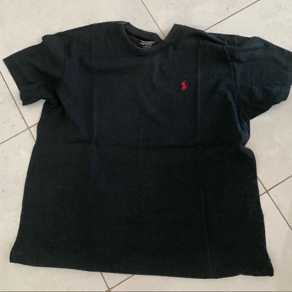 Camiseta ralph lauren, manga curta