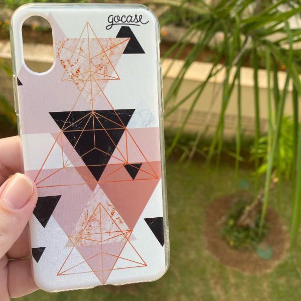 Capa/case gocase iphone x/xs