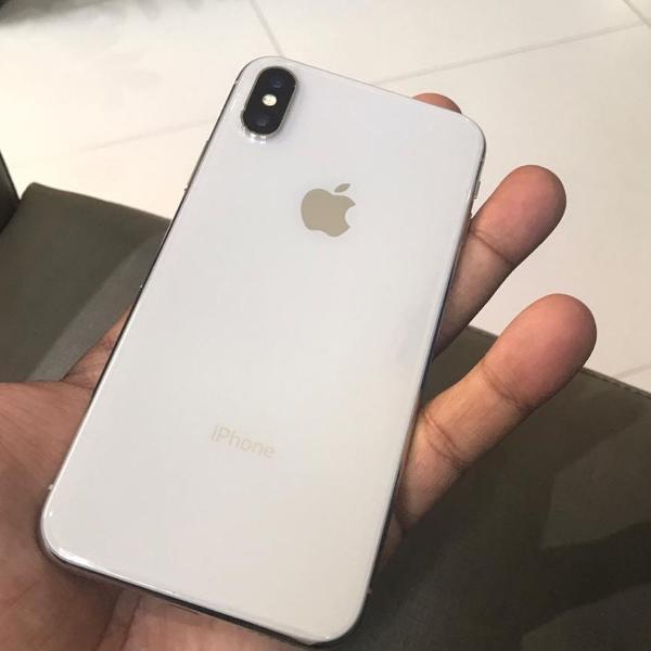 Iphone x branco