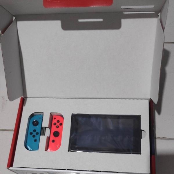 Nintendo switch colors edição especial
