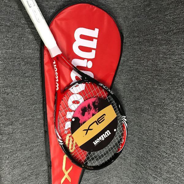 Raquete de tênis wilson blx six one
