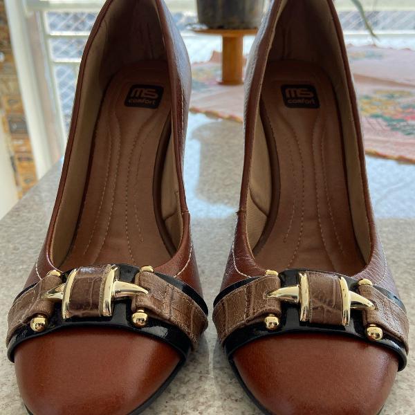 Sapato total confort