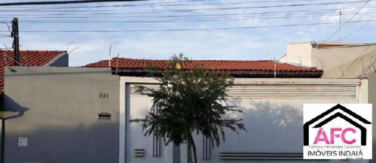 Tima casa a venda com 3 quartos no jardim monte verde