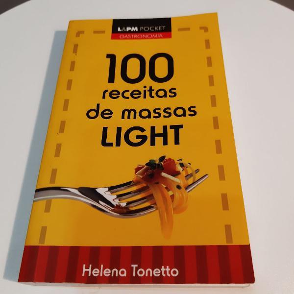 100 receitas de massas light