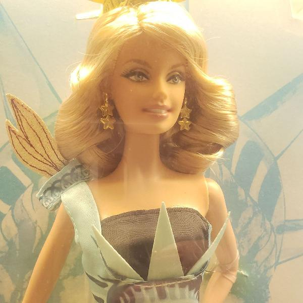 Barbie collection statue of liberty