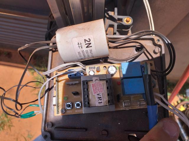Cameras alarme cerca eletrica concertina