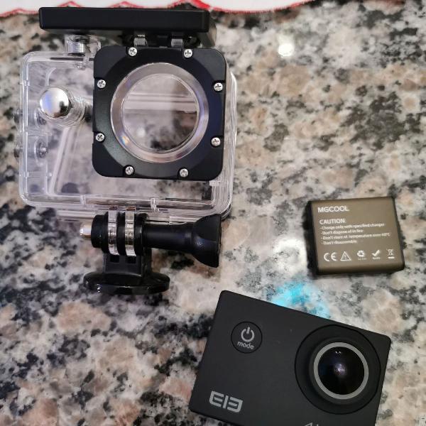 Câmera elephone explorer 4k sem uso