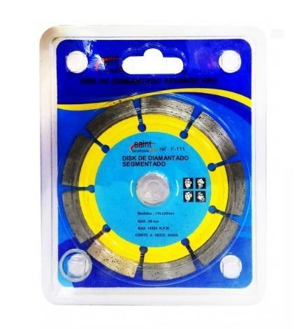 Disco circular serra segmentado (aceito cartão)