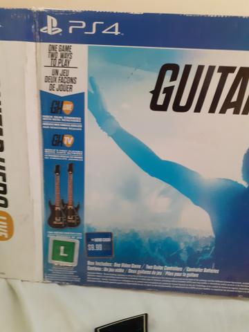 Guitarra guitar hero avulsa* leia tudo,