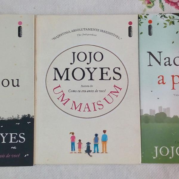 Kit livros - jojo moyes