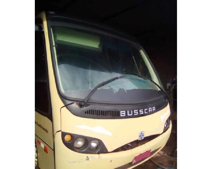 Micro onibus busscar com ar vw 9150 cód.6389 ano 2001