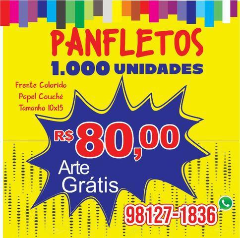 Panfleto & arte