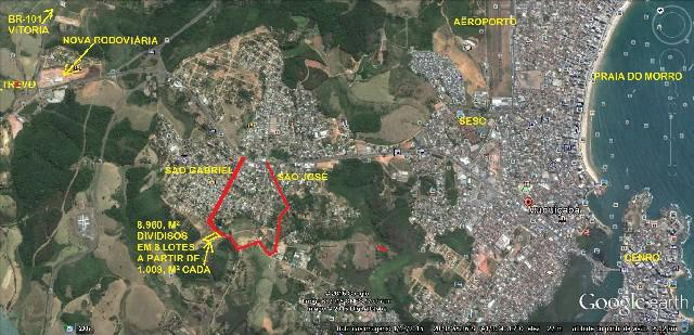 Terrenos em guarapari / es a partir de 1003- m²