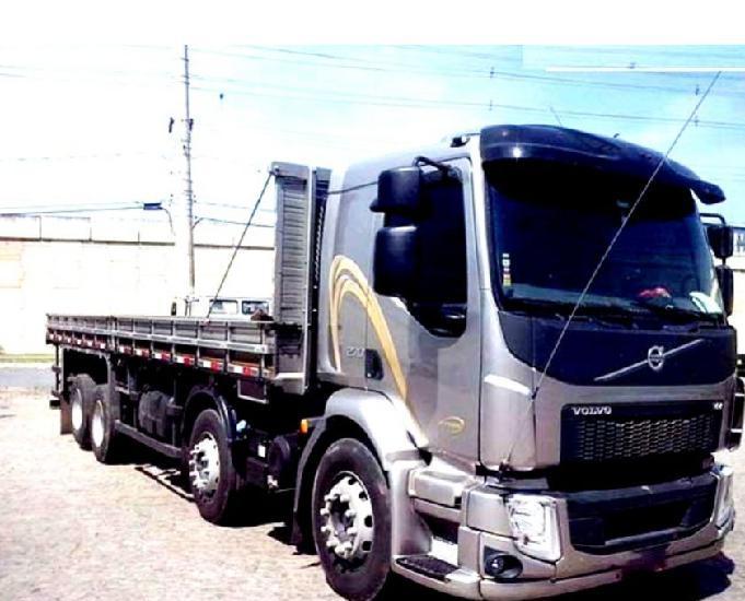 Volvo vm 270 bitruck 8x2 cabine leito ano e modelo 16