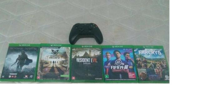 Xbox one - 500 gb