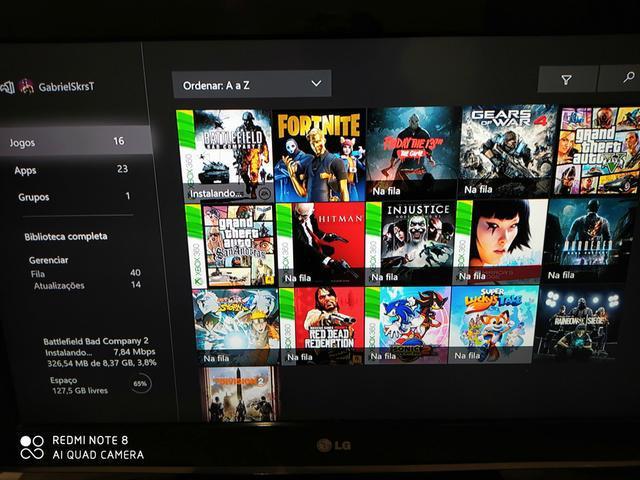 Xbox one e tv