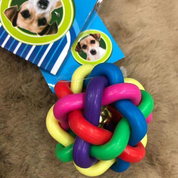 Brinquedo mordedor macio para cães