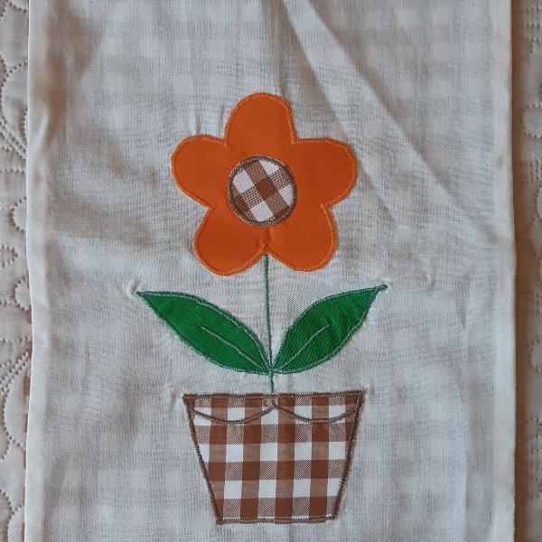 Capa liquidificador - tecido - artesanato - decoração