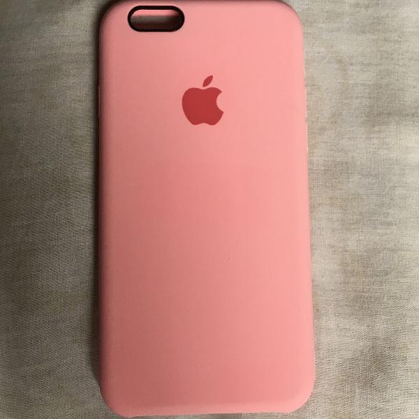 Capinha rosa original apple
