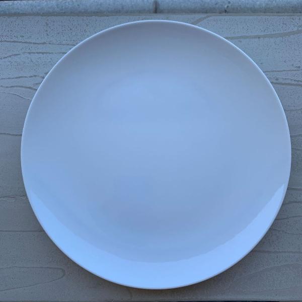 Conjunto de pratos 100% em porcela zara home