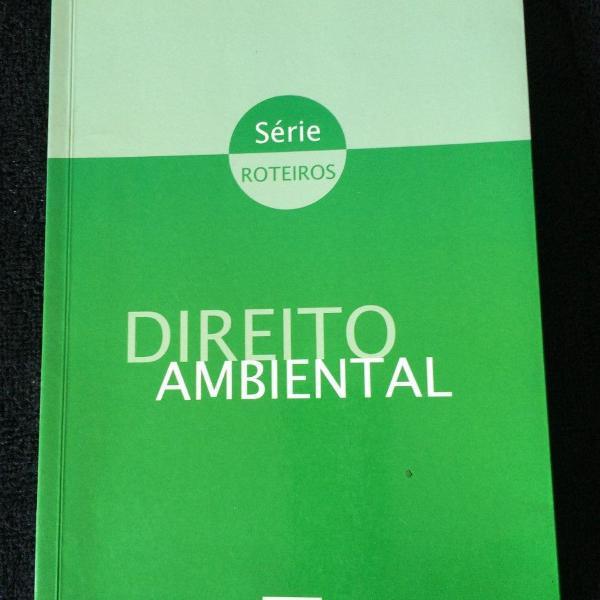 Direito ambiental , serie roteiros