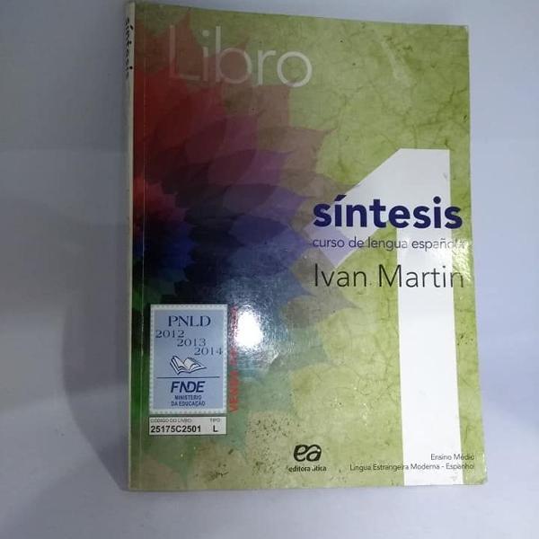 Espanhol síntesis libro 1