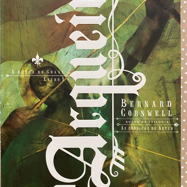 Livro o arqueiro - cornwell