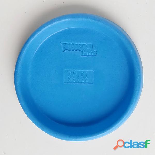 Prato Base Suporte Bandeja Pires Para Vaso Planta 35x35 3