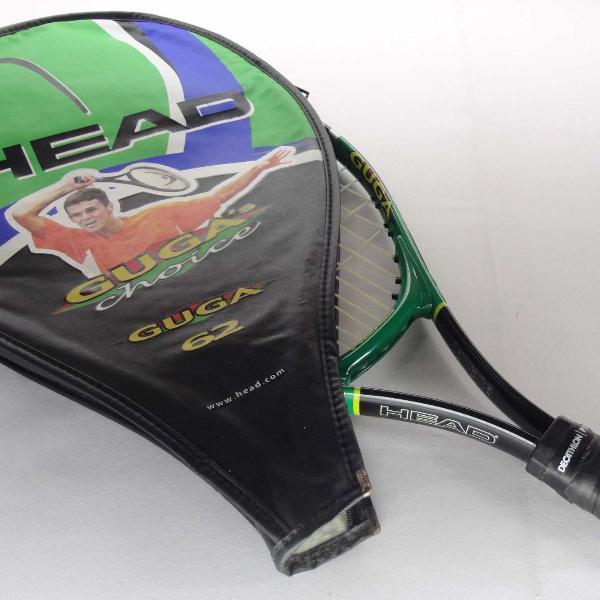 Raquete head guga 62 - guga's choice